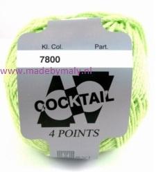 Cocktail lichtgroen * Scheepjes 7800