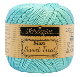 397 Cyan -Maxi Sweet Treat 25 gram - Scheepjes