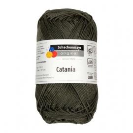 Catania katoen Dark Olive 387