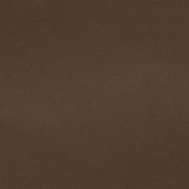 100% acryl vilt  - bruin 056 * 20x30 cm.