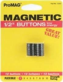 12 Magneten 12,7 mm. - Promag * Mag13