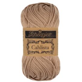 Cahlista - Scheepjes * 506 Caramel