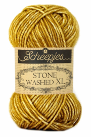 Yellow Jasper 849 - Stone Washed XL * Scheepjes