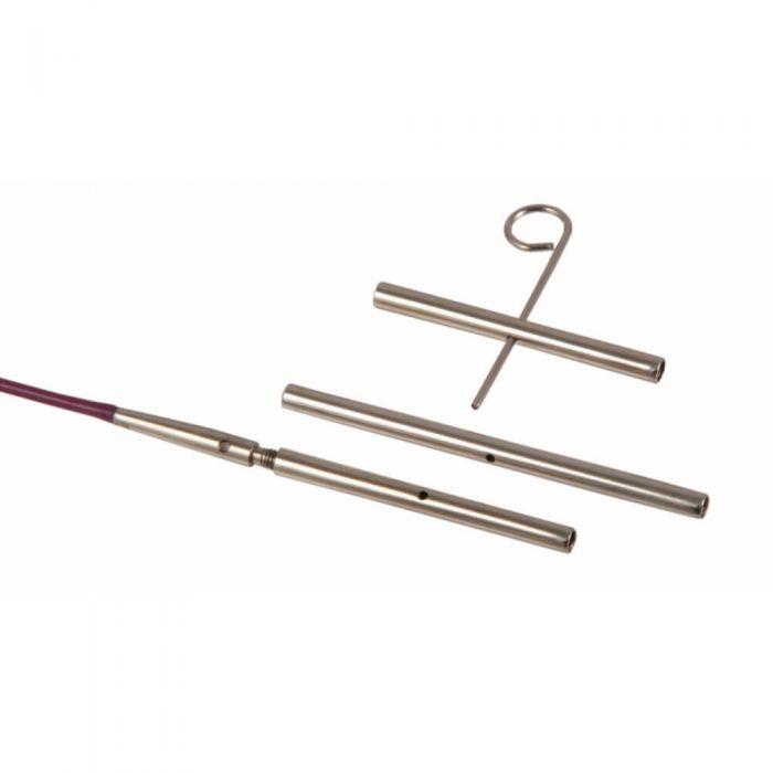 Knitpro kabelconnector