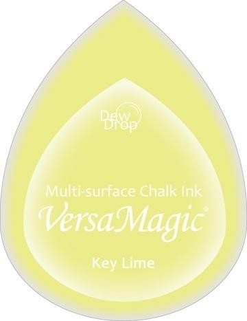 Dew Drop key lime - Versamagic * GD-039