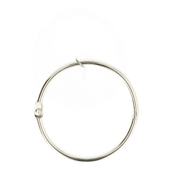 metalen ring hersluitbaar 60 mm