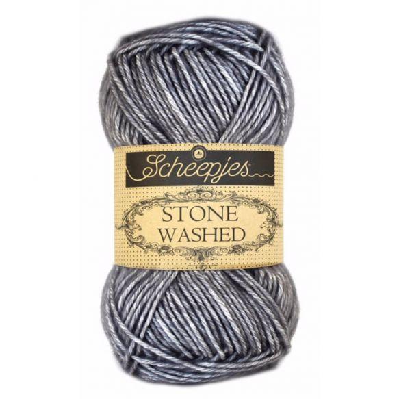 Smokey Quartz 802 - Stone Washed * Scheepjes