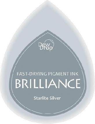 Dew drop Brilliance starlight silver * BD-93