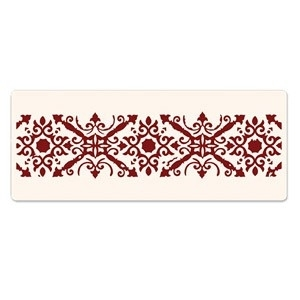 Rustic Trellis  Ink it`s letterpress plate - Sizzix * 657316
