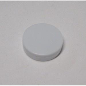 Rammelschijfje diameter 3,8 cm x hoog ca 1,1 cm