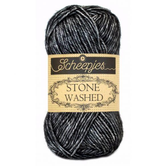 Black Onyx 803 - Stone Washed * Scheepjes
