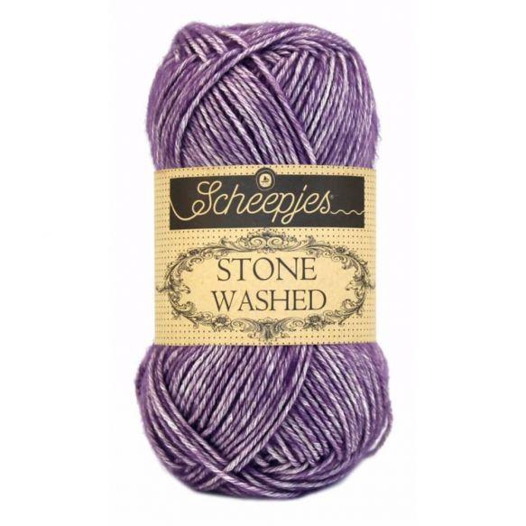 Deep Amethyst 811 - Stone Washed * Scheepjes