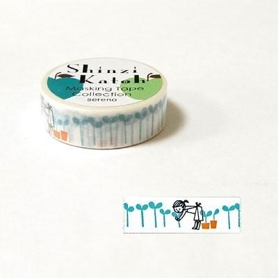 Masking tape Good Days - Shinzi Katoh * MKT5083
