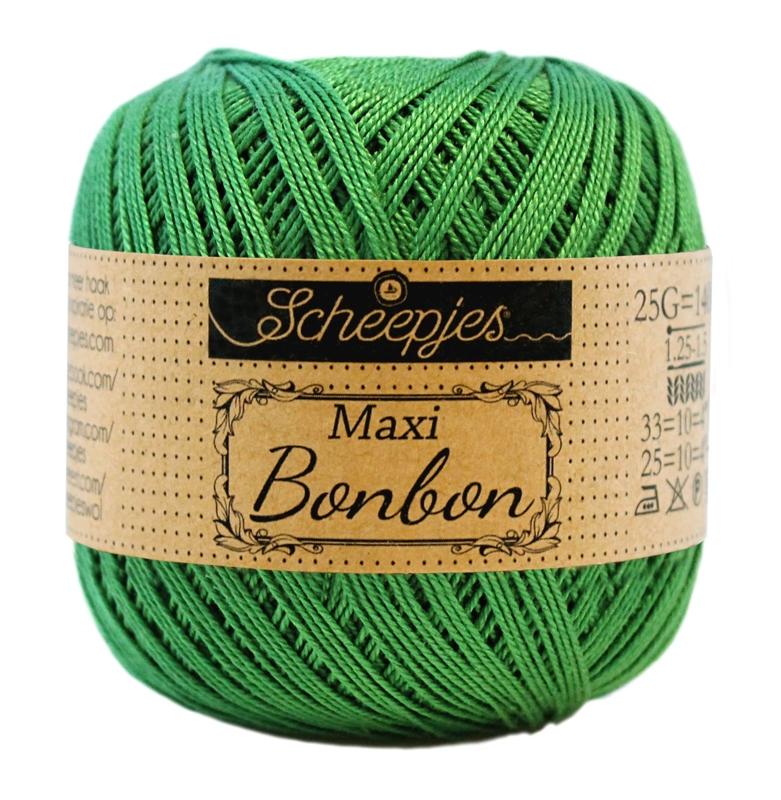606 Grass green - Maxi Sweet Treat 25 gram - Scheepjes