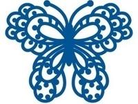 Creatables vlinder 1 - Marianne Design * LR0113