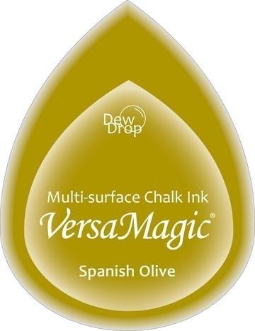 Dew Drop spanish olive - Versamagic * GD-059