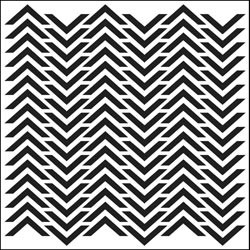 Mask template Chevron - The Crafters Workshop * TCW227