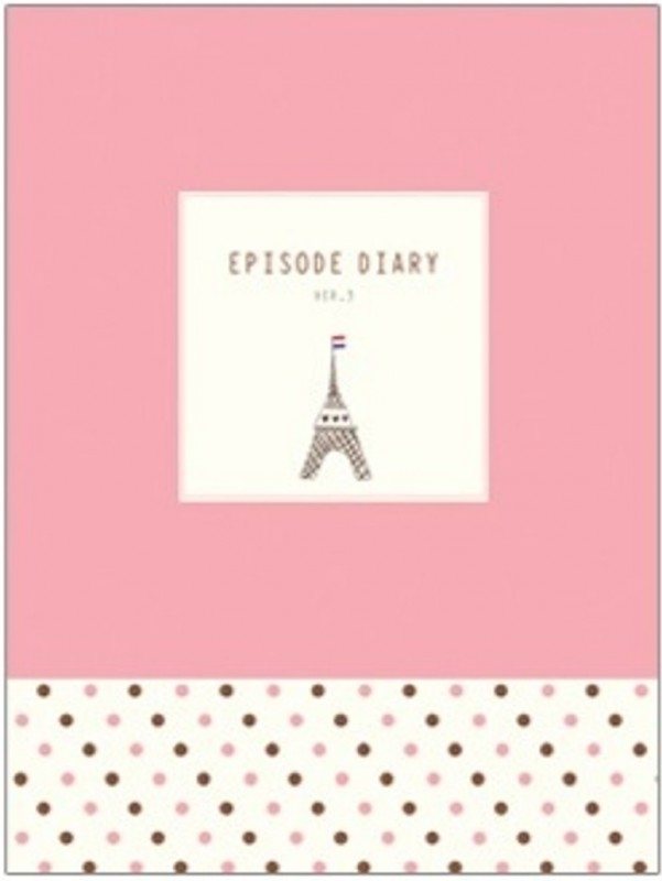 Episode diary eiffel tower