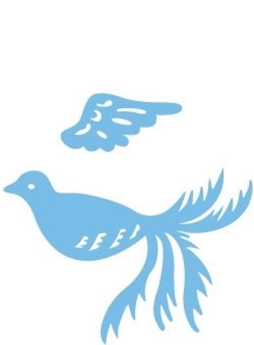 Creatables Bird of Paradise - Marianne Design * LR1048