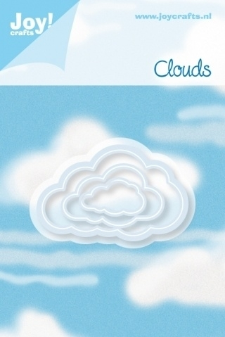 Clouds stans - Joy! Crafts * 6002/0199