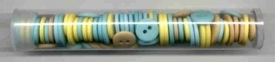 Buttons morning meadow - Sei * 117015/0027