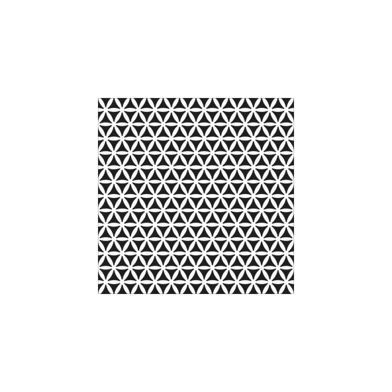 """6x6 """" Mask template Kaleidoscope - The Crafters Workshop * TCW347s"""