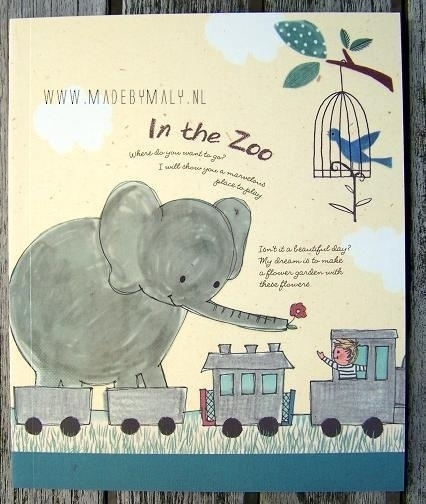 O`story notebook - In the zoo