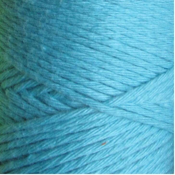 Haakkatoen turquoise, 100 gram