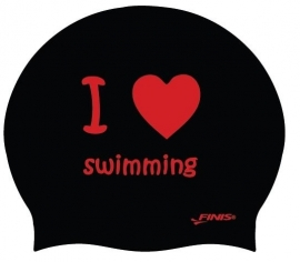 Badmuts I love swimming (Finis)
