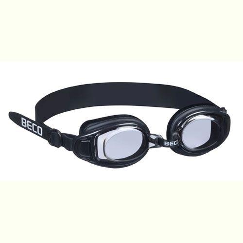Kinderzwembril zwart