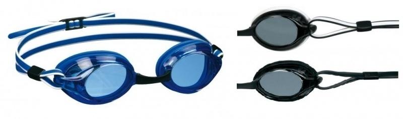 Zwembril Wind - blauw
