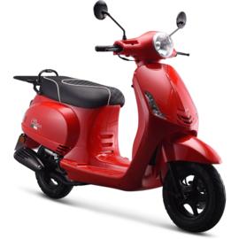 IVA Lux 50  rood