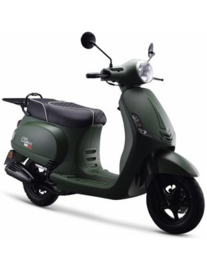 IVA Lux 50  mat groen