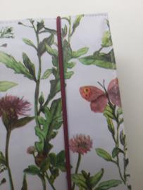 Vogels en Vlinders bijbelhoes  voor HSV schoolbijbel en BGT