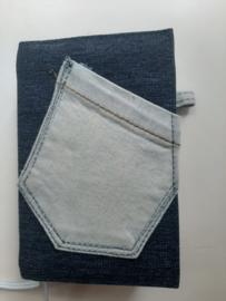 Bijbelhoes jeans stof incl. recycle zak voor HSV met psalmen (2017)