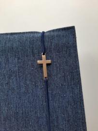 Bijbelhoes jeans stof voor Bijbel in Gewone Taal