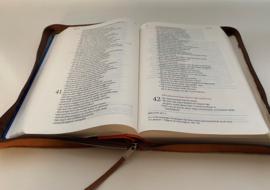 Bijbelhoes met rits