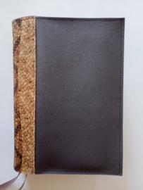 Bijbelhoes SILVERGUARD met rug caiman  voor de BMU 20,8cm