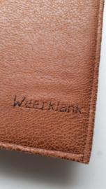 Weerklank liedbundel, Soft kunstleer cognac bijbelhoes