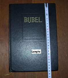 Instructie meten bijbel