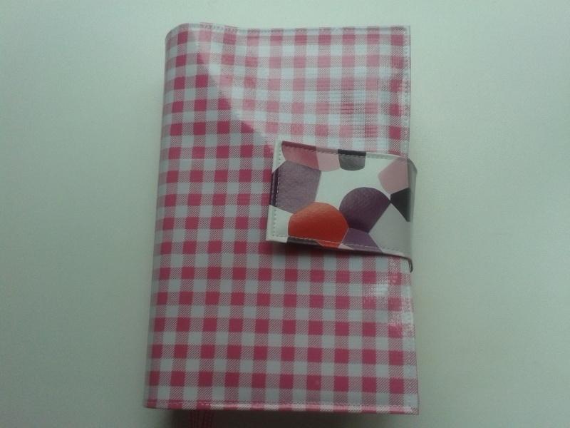 Miniruit roze bijbelhoes