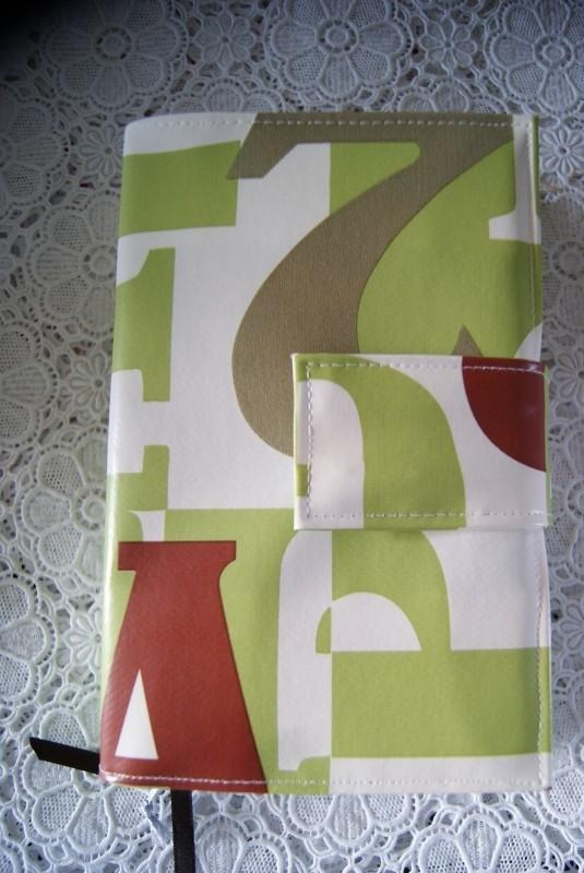 Bijbelhoes Britt (cijfers en letters)