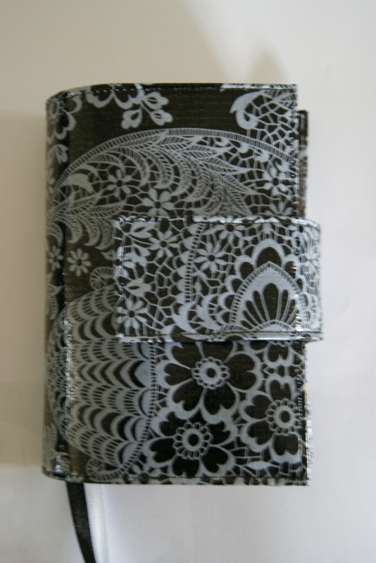 Barok zwart bijbelhoes