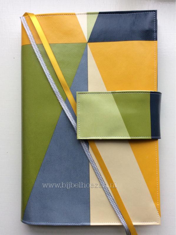 Origami forest Bijbelhoes voor HSV huisbijbel