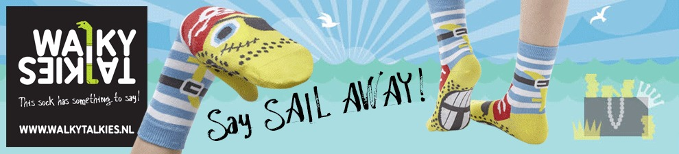 Say SAIL AWAY! Slideshow nieuwe collectie