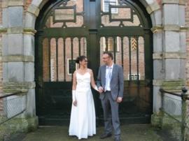 Trouwfoto  Marco en Petra van Grootveld-Herder