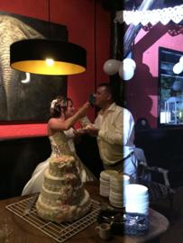 vervolg trouwfoto's Debby & partner