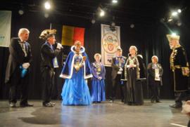 Prinses Carnaval Arja Severin