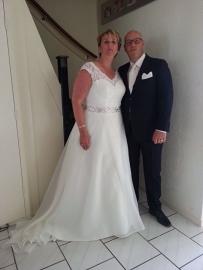 Trouwfoto Jacqueline & Dennis