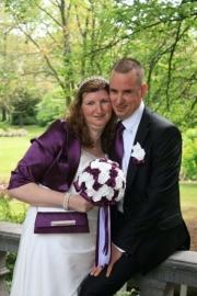 bruiloft Sandra & Dennis